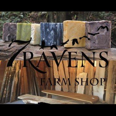 Seven Ravens Farm Shop Salt Spring Studio Tour